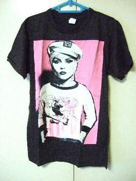 ◆Blondie◆ブロンディ◆デボラ・ハリー◆プリントTシャツ◆新品◆