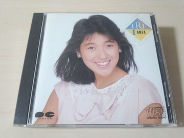 新田恵利CD「E-AREA」廃盤●