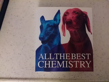 CHEMISTRY「ALL THE BEST」ベスト初回3枚組/DVD付