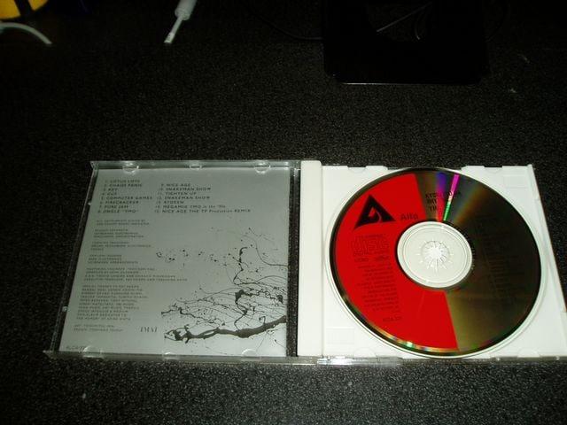 CD「YMO/キョーレツナリズム」坂本龍一 細野晴臣 高橋幸宏 92年 < タレントグッズの