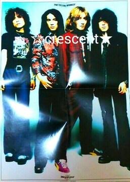 THE YELLOW MONKEY☆J☆ポスター☆未使用♪LUNA SEAジェイ/イエローモンキー