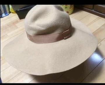 美品  女優帽