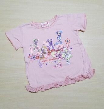 レア物★おじゃ魔女どれみのTシャツ〜100cm
