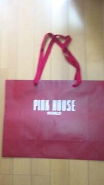 ピンクハウスショ袋白画像5