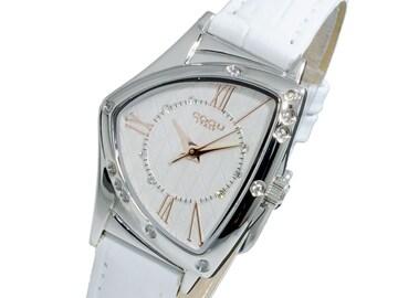 コグ COGU クオーツ レディース 腕時計BS02T-WHR