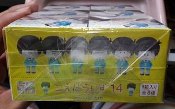 こえだらいず14 おそ松さんフィギュアコンプリ6種セット!