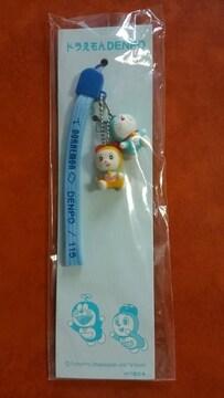 ドラえもん ストラップ NTT 西日本 非売品 未使用