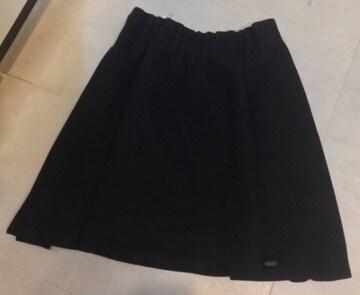 バーバリーブルーレーベルクレストブリッジミニショートスカート