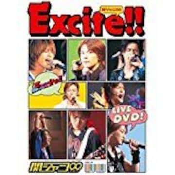 ■DVD『関ジャニ∞ Excite 通常版』錦戸亮