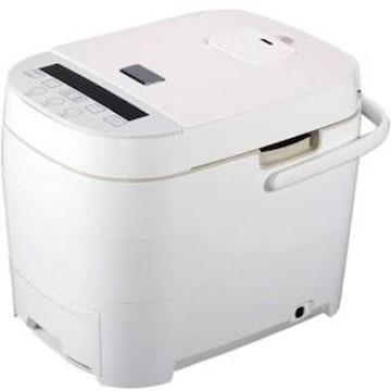 ホワイト 炊飯器 糖質カット 高温スチーム式 5合炊き ホワイト