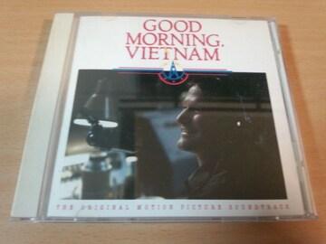 映画サントラCD「グッドモーニング・ベトナム」●