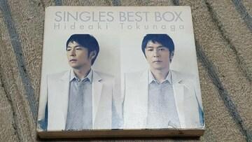 徳永英明 SINGLES BEST BOX 4枚組ベストBOX