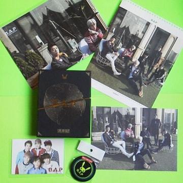 レア★B.A.P★3枚組 DVD【日本盤】&特典★デヒョン/ヨンジェ/ヒムチャン/ヨングク