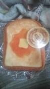 まるでパンみたいな【ショルダーポーチ】ハニートースト