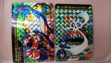 ロックマンキラカード2枚セット!