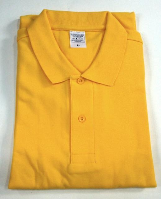 ☆新品〓LLスタンダード鹿の子ポロシャツ < 男性ファッションの