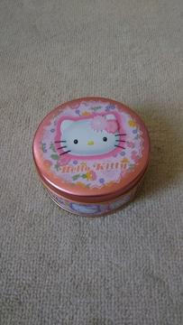 キティちゃんの空き缶