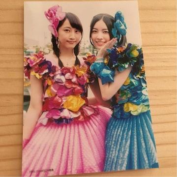 SKE48 松井珠理奈 松井玲奈 特典 生写真 AKB48