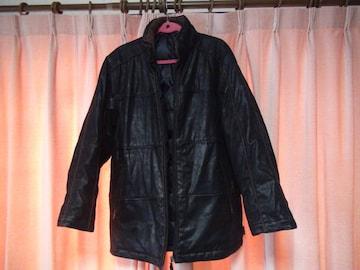 G-STAGEのダウン、フェザージャケット(L)黒!