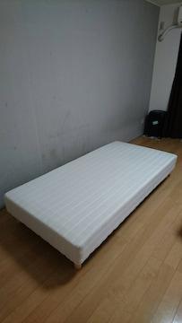 シングルベッド・2年使用☆直接受け渡し可能♪