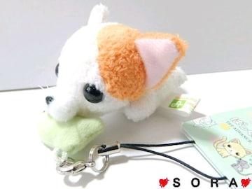【ぱっくんCLUB にゃんこミケ 猫】可愛い携帯ストラップ キーホルダー