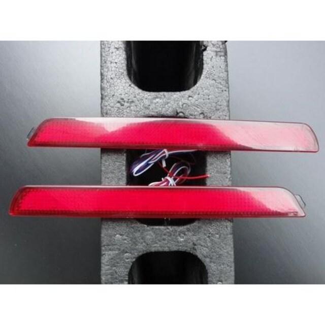 マツダ 48連 LEDリフレクター LEDリアバンパーライト MPV アテンザ アクセラ  CX-7 < 自動車/バイク