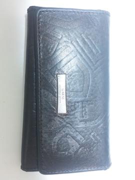 11005/GARNIガルニ有名レザー革シルバーブランド★5連キーケース格安出品