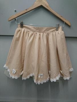 Ank Rouge☆裾リボンスカート