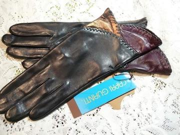 カプリガンテ 18〜19羊皮革手袋ラッピング