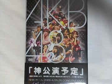 AKB48「神公演予定」DVD SPBOX 新品