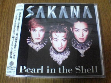 SAKANA(SΛKΛNΛ)CDパール・イン・ザ