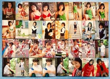 グラビア タレント 小向美奈子 カード 32枚 セット トレカ