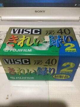 VHScテープ
