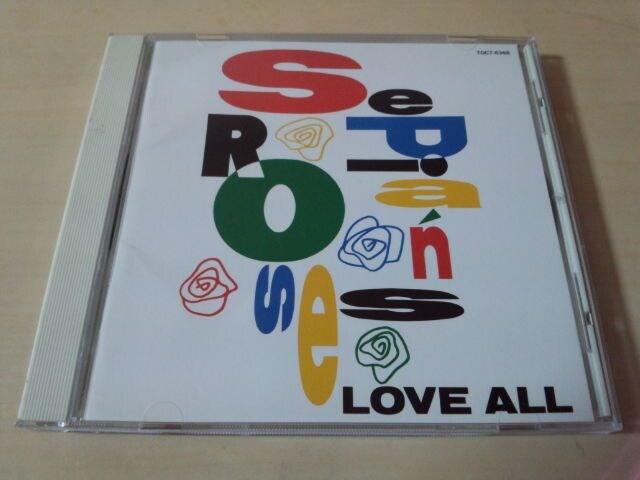 セピアン・ローゼスCD「LOVE ALL」SEPIA'N ROSES●  < タレントグッズの