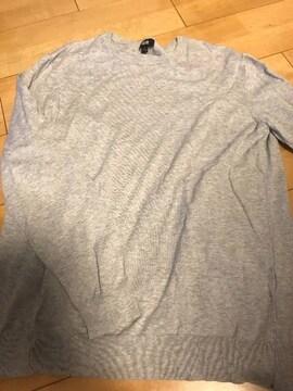 UNIQLO!グレーのセーター