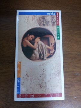 NOKKO☆春雪うさぎ◇やさしい雨♪CDシングル美品↑レベッカ↑