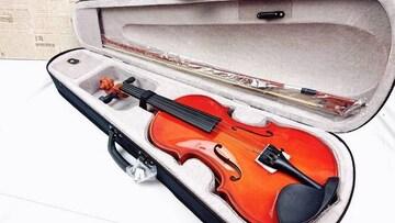 初心者用 ヴァイオリンセット ゆうパック 楽器 音楽