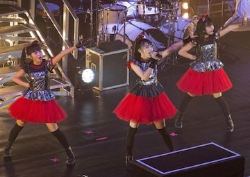 送料無料!ベビーメタル☆ポスター3枚組22〜24