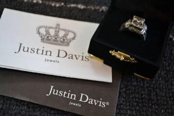JustinDavisジャスティンデイビス srj553 Glam Roxリング 指輪