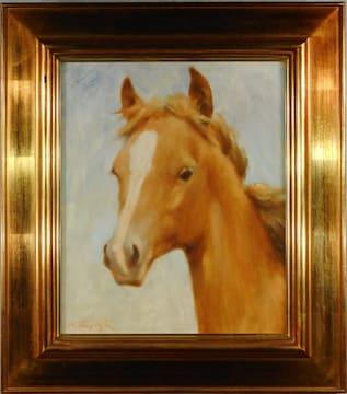 フィード リーシャック   ポーレート(馬)