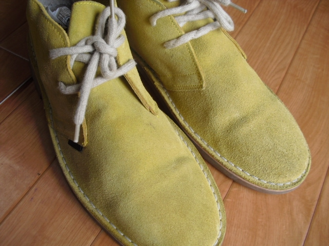 BEN SHERMAN ベンシャーマン デザート ブーツ 29センチ < ブランドの