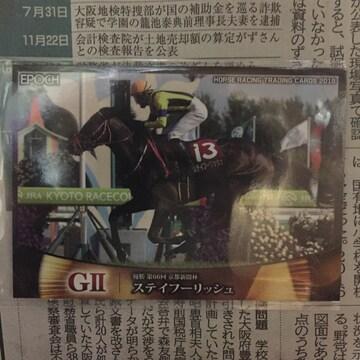 京都新聞杯カード