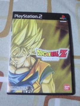 PS2 ドラゴンボールZ DRAGON BALL Z