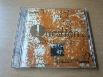 森岡賢CD「QUESTIONSクエスチョンズ」ソフトバレエSOFT BALLET●