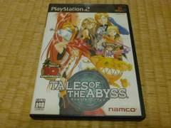 ○ PS2ソフト テイルズオブジアビス 中古品