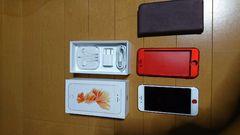iphone6s 128GB ドコモ系 美品 ケース付き