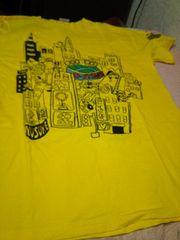 遊助黄色TシャツL