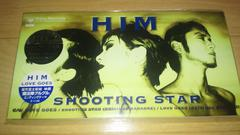廃盤8cmCDシングル!HIM「SHOOTING STAR」☆