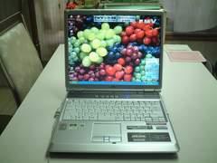 すぐ使える XP 15型液晶 DVDコンポ FMV-NB40M 綺麗