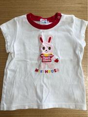 美品 ミキハウス Tシャツ 90cm